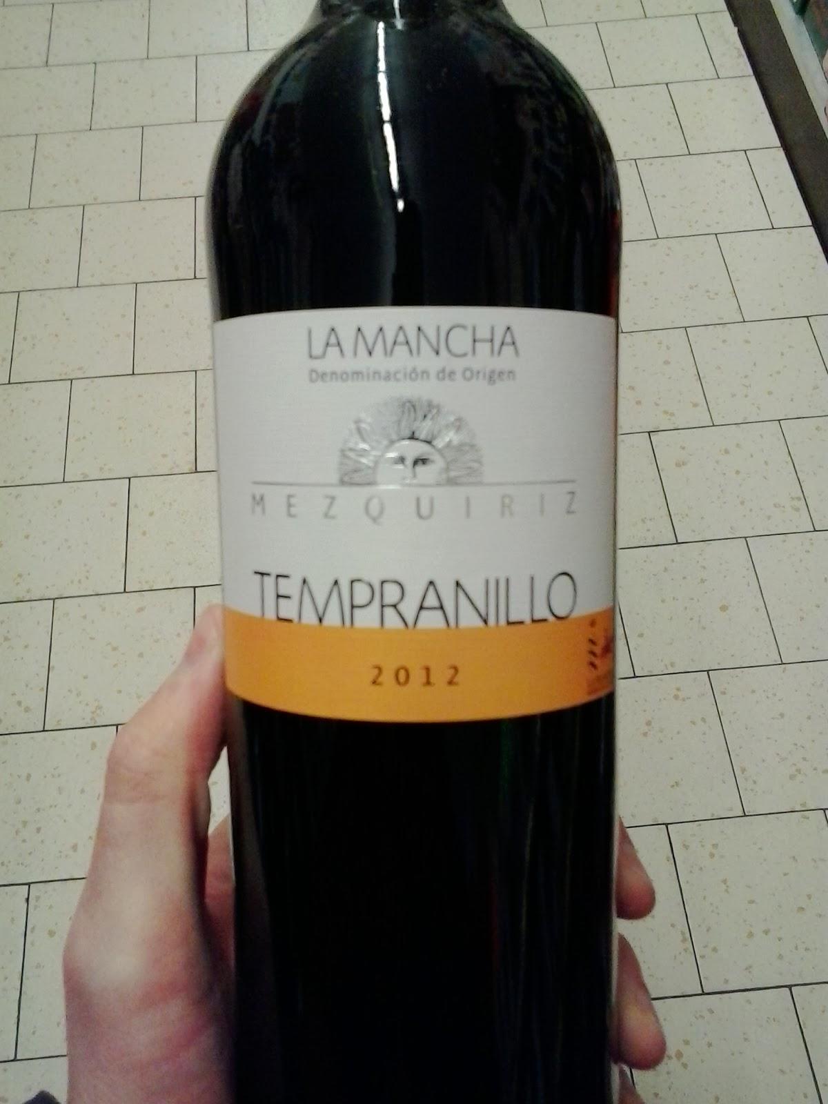 Wino czerwone Lidl