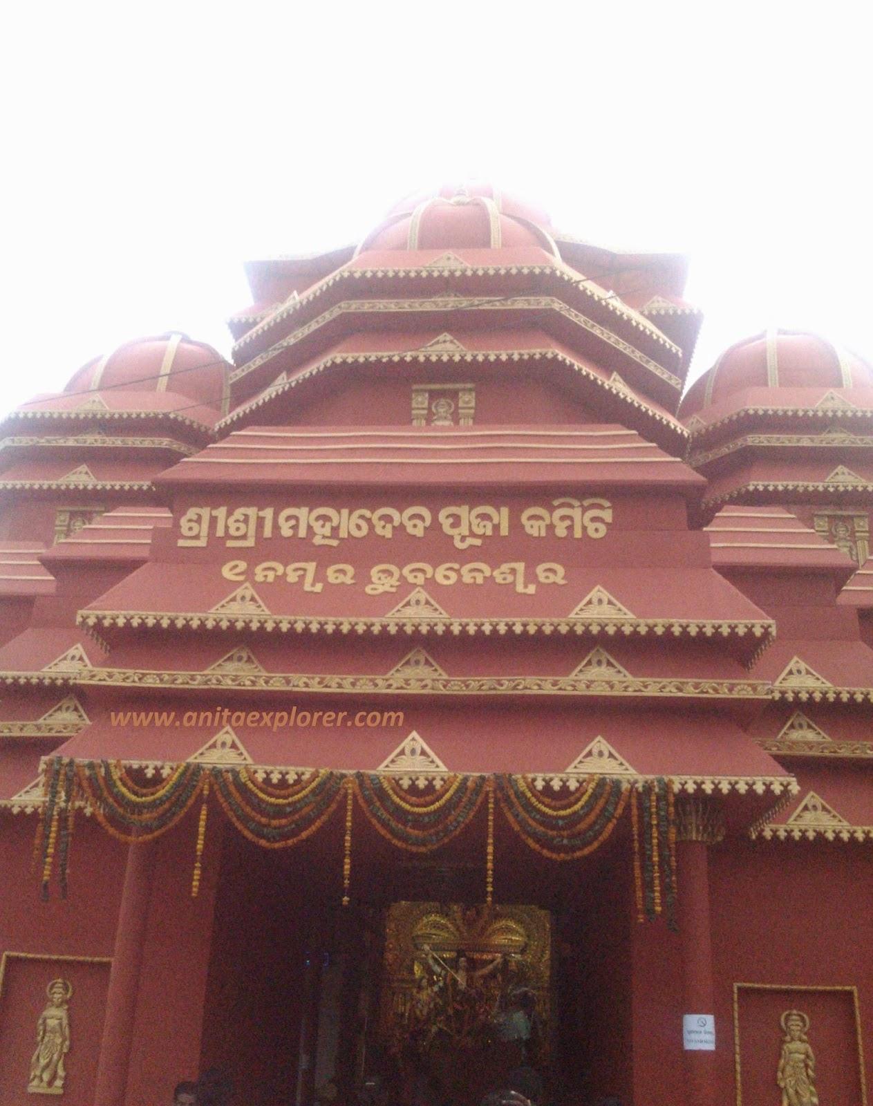 Durga-Puja- Bhubaneswar