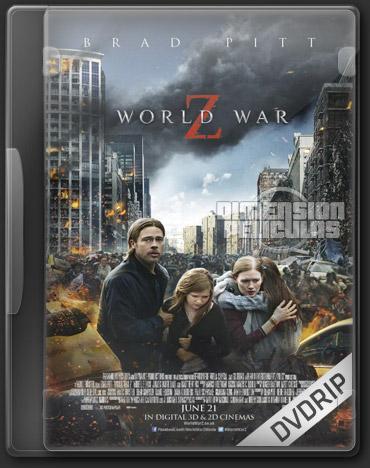 World War Z (DVDRip Unrated Español Latino) (2013)