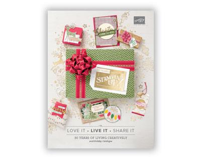 2018 Holiday Catalogue
