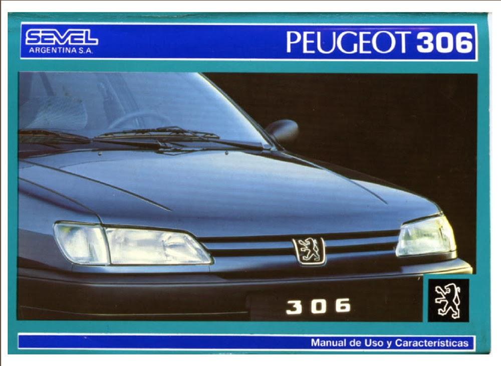 2001 Peugeot 306 C - Owner's Manual - PDF (133 Pages)