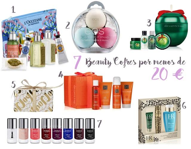 Los 7 Mejores Beautycofres por menos de 20 €