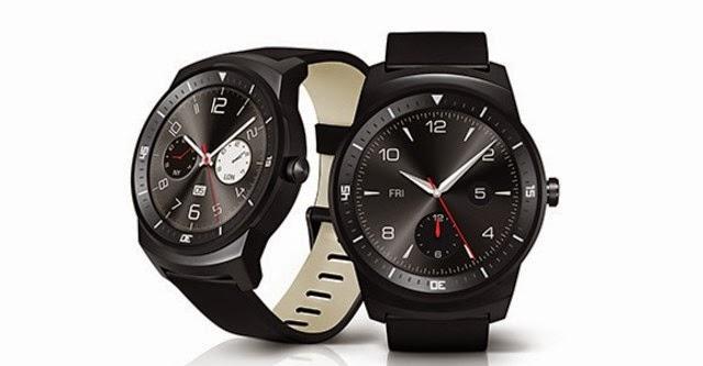 Smartwatch G Watch R mặt tròn của LG ra mắt