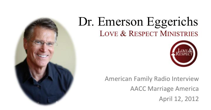 love and respect emerson eggerichs pdf