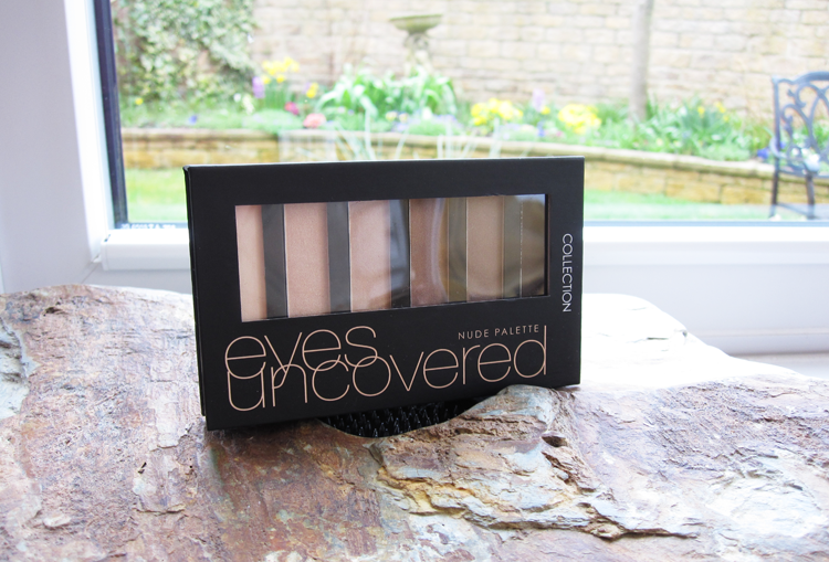 Collection Eyes Uncovered Nude Palette - Review & Swatches