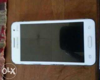 Handphone Samsung Core 2 Matot