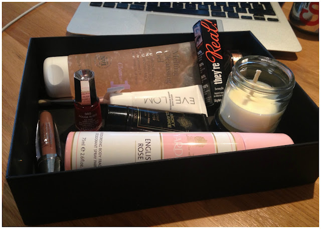 Latest in Beauty Editors Picks Box August 2013