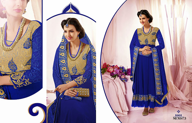 Buy Newest Collection Of Designer Anarkali Suit