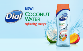 Dial Coconut Water Giveaway