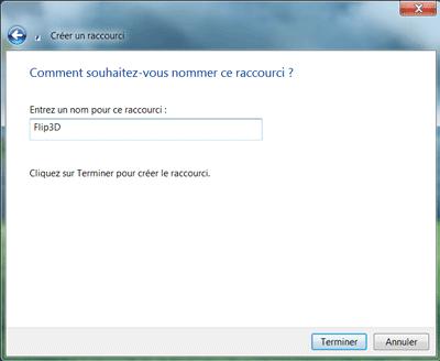 pc astuces cr 233 er l icone 3d dans la barre des taches windows 7