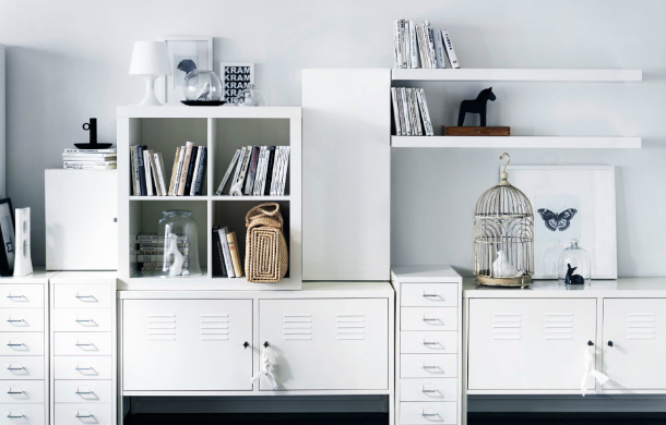 The First Rule For Big Style In A Small Space Is To Put Your Space On A  Diet. Declutter, Donate And Get Organized! This Alone Will Help You Find  Space You ...