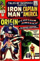 Tales of Suspense #63 comic cover