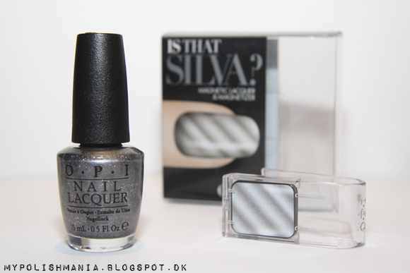 OPI Is that Silva? Nail Polish