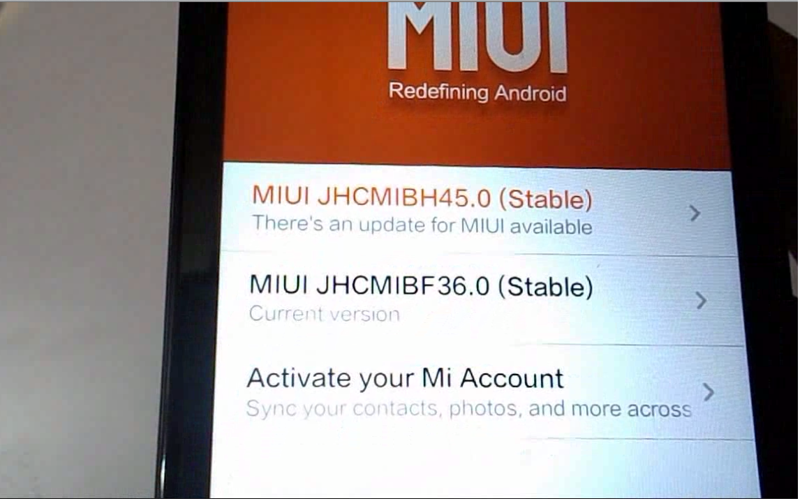 Xiaomi Redmi 1S Over Heating Problem Solved how to update