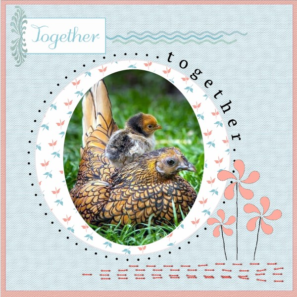 May 2016 -Together