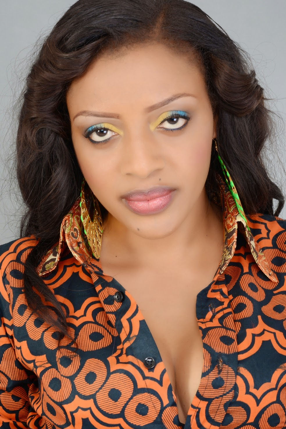 ANGEL UFUOMA LANDS LEAD ROLE IN SUPER STAR NIGERIAN INTERNATIONAL MUSIC FILM - By Tony Ogaga