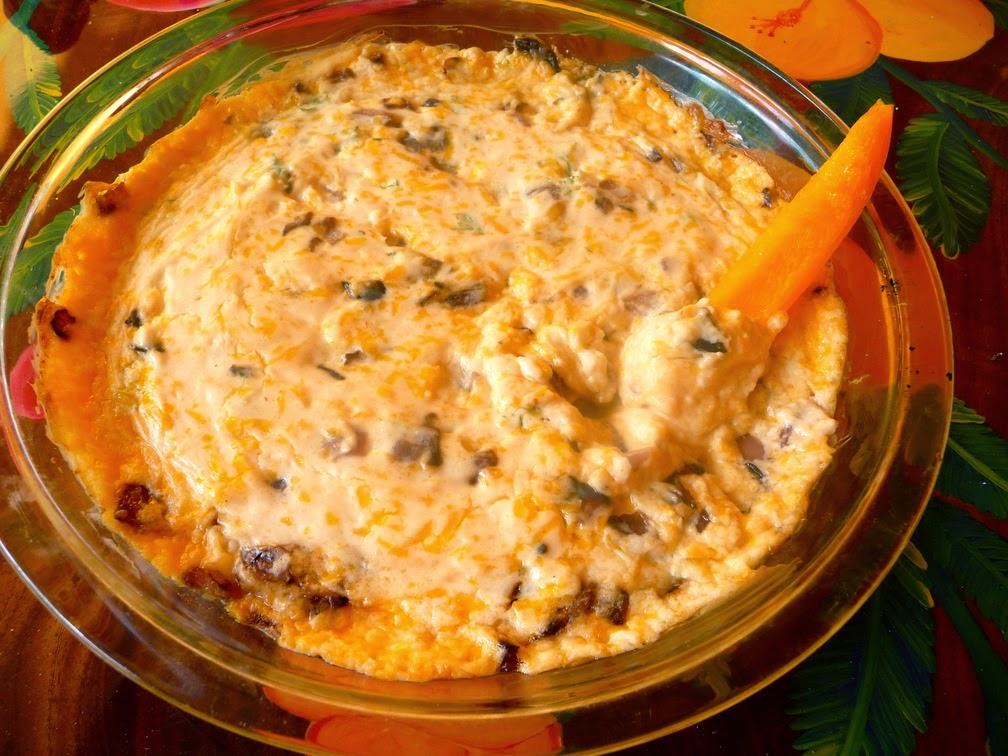 SPLENDID LOW-CARBING BY JENNIFER ELOFF: CARAMELIZED SWEET ONION DIP