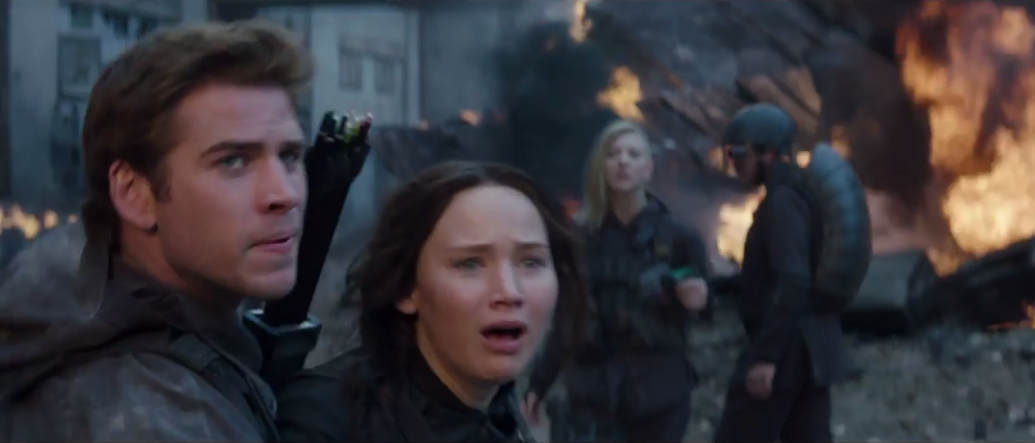 Official Mockingjay Trailer