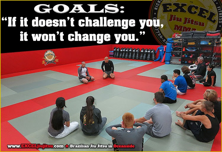 keeping strong for long term Jiu Jitsu training needs setting goals in BJJ
