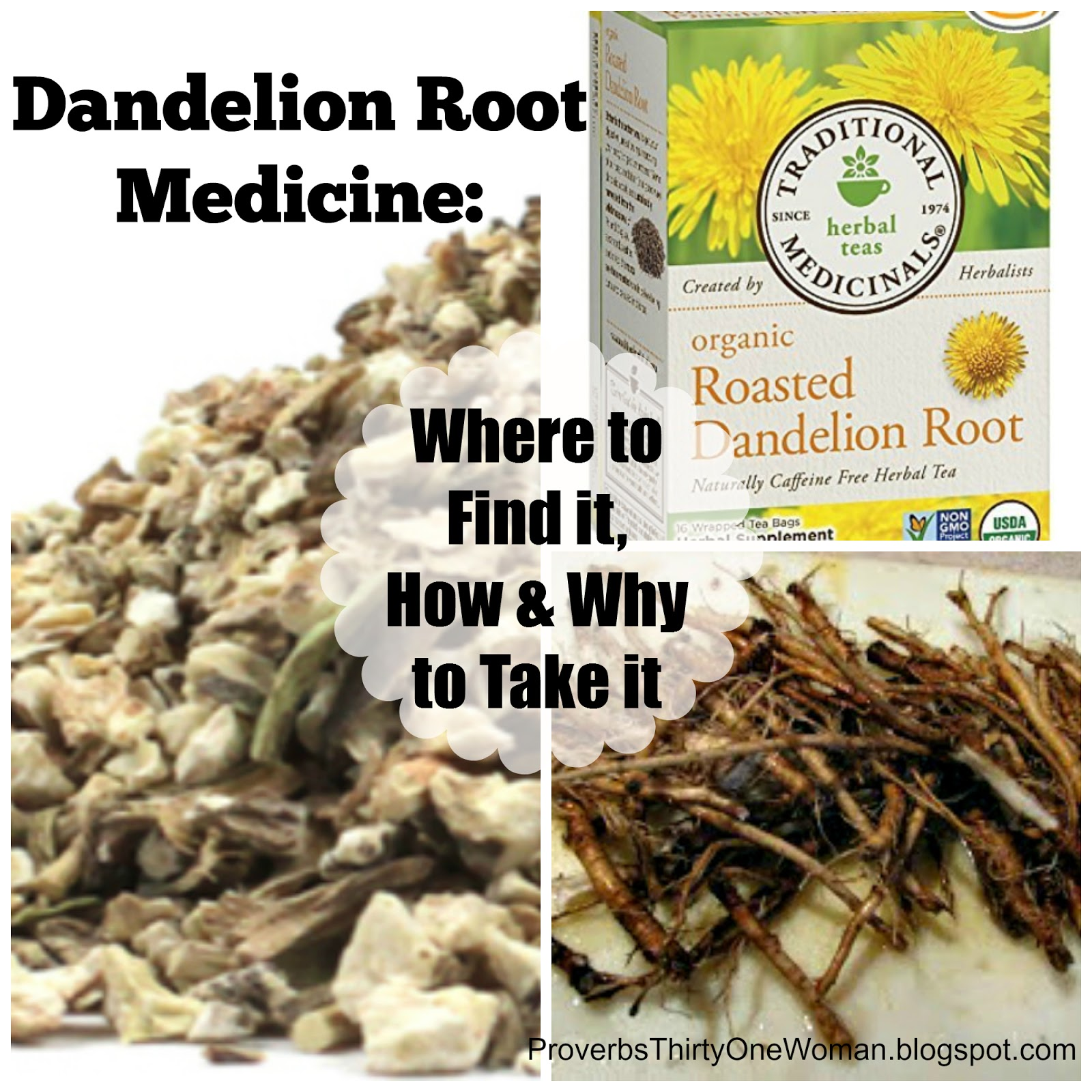 Dandelion root where to buy