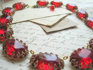sacred cake, jennifer valentine, collet, anna wintour, costume reproduction, ruby