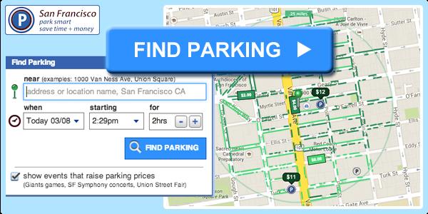 Find Parking Now
