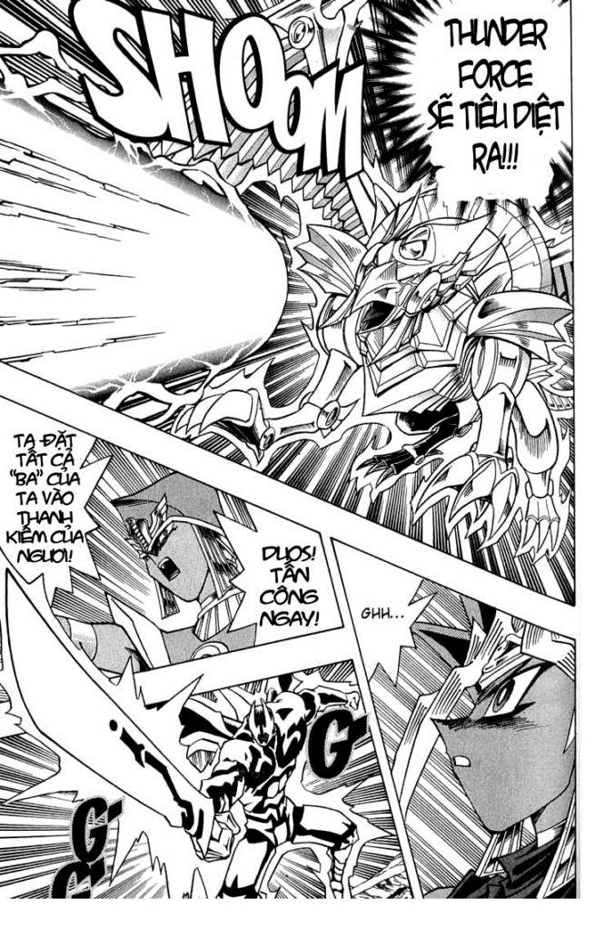 YuGi Oh – Vua Trò Chơi chap 304 Trang 8