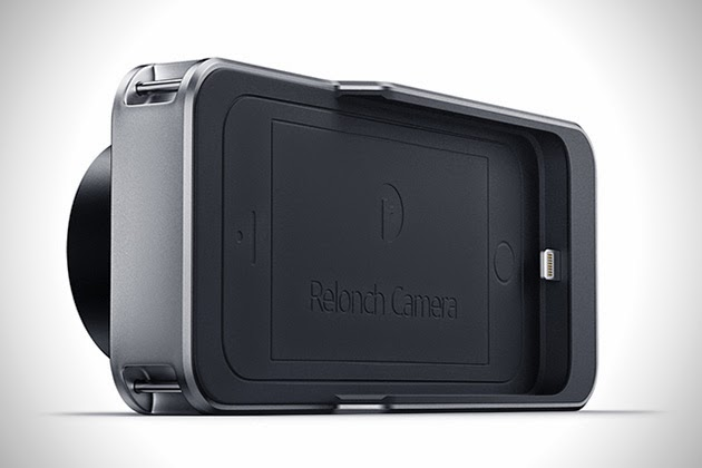 Relonch Camera Case for Apple iPhone