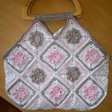 Squares Bag - Free Pattern