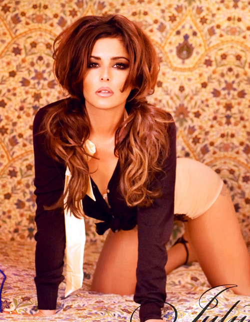 Cheryl Cole Haircuts 6