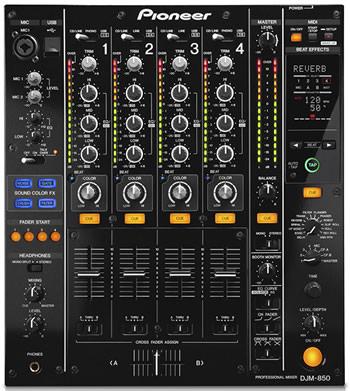 Mixer Pioneer DJM 850