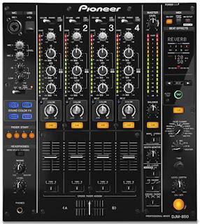 Mixer DJM 850