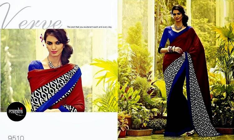 Mehndi Party Saree : New arrivals of sarees saree collection