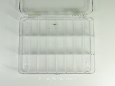vueset tahiti pro palette case review for makeup artist, nail tech and hair stylist organization
