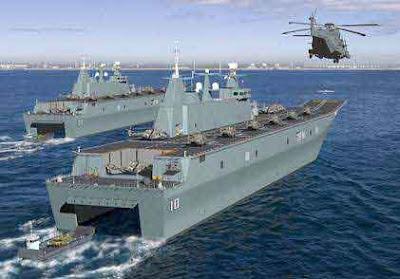 Blog Info, kapal induk helikopter