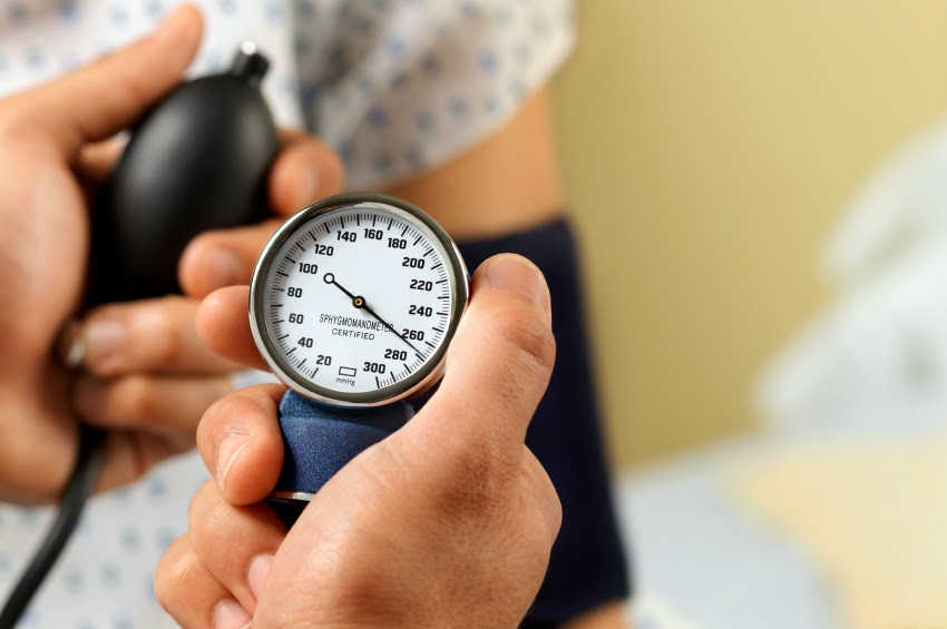 How to Deal With High Blood Pressure