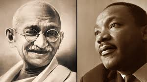 A Comparison of Gandhi and Martin Luther King Jr.