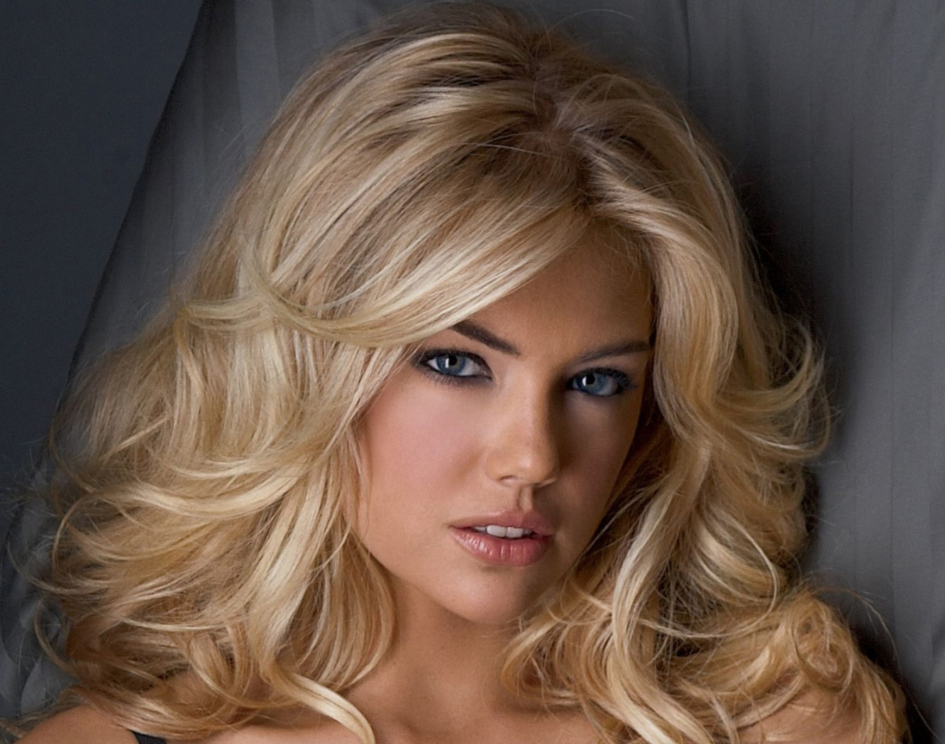 Wallpaper Justin Bieber: Kate Upton Hairstyle Pictures