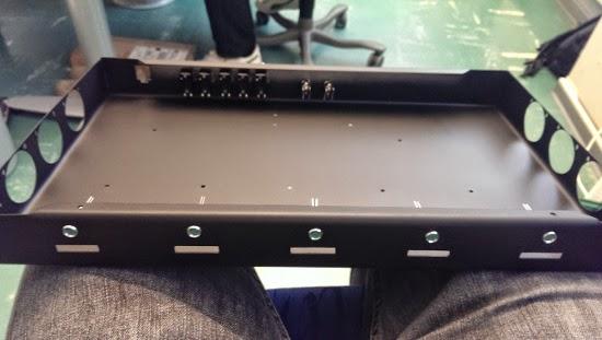 gabinete de rack raspberry pi