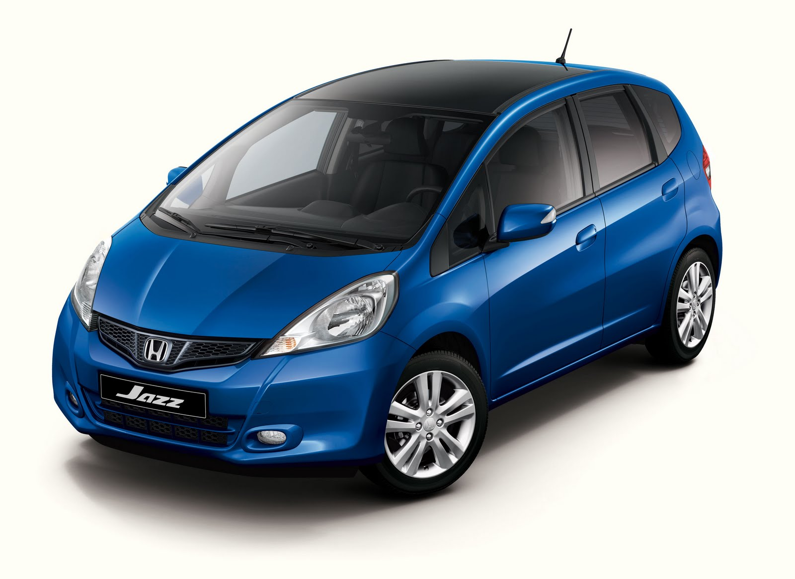 car trials honda jazz to get a facelift. Black Bedroom Furniture Sets. Home Design Ideas