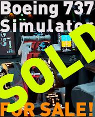 BOEING 737 -800 NG SIMULATOR
