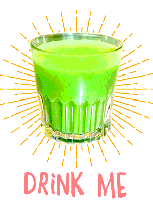 Green Juice... For Life, Taste, and Super Immunity!