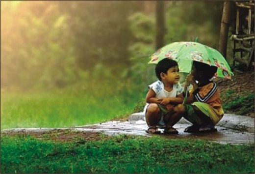 Happy Beautiful Rainy Season Pictures Images Wallpapers