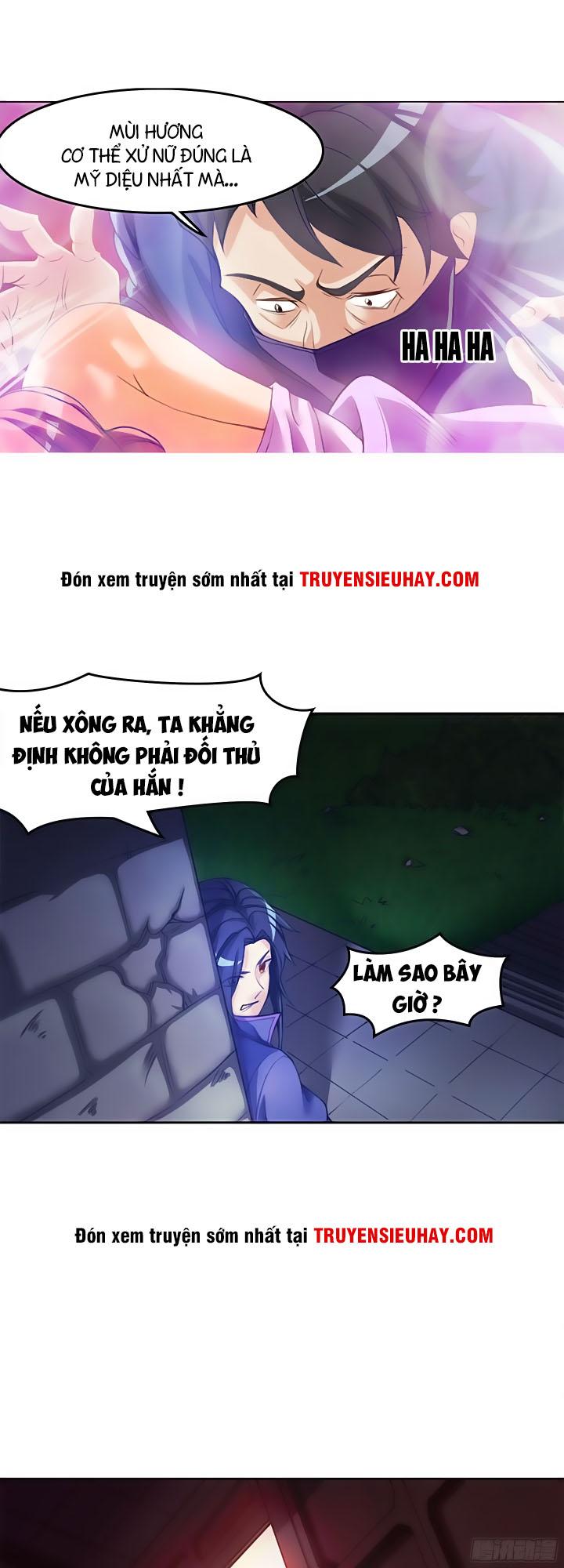 Lâm Phi Truyện - Chap 3