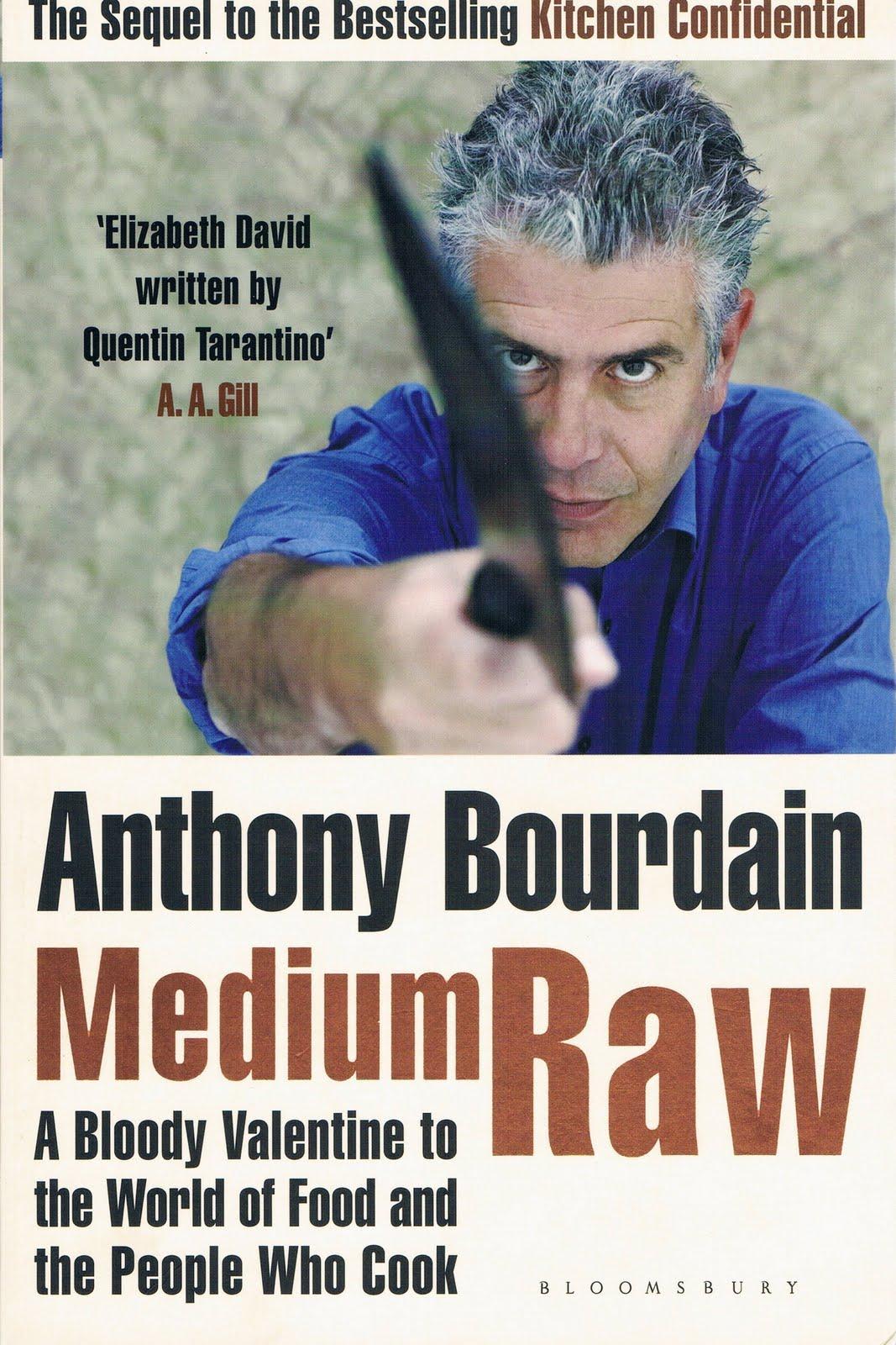Anthony Bourdain Raw Craft Knife Maker