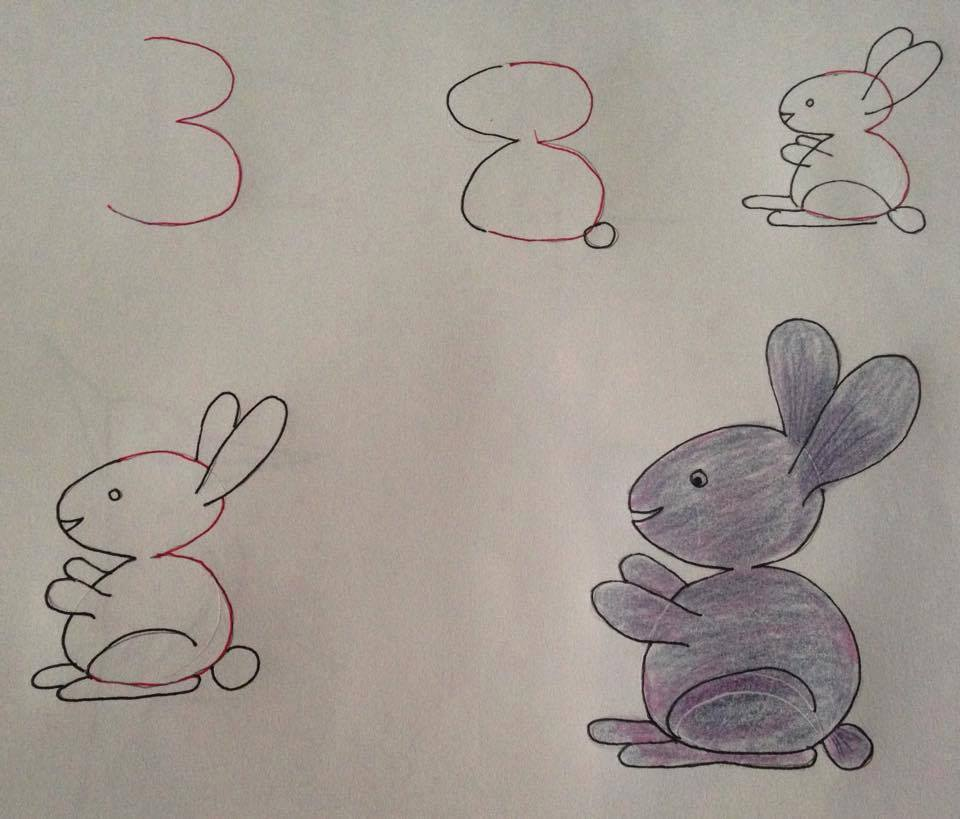 kids easy drawing
