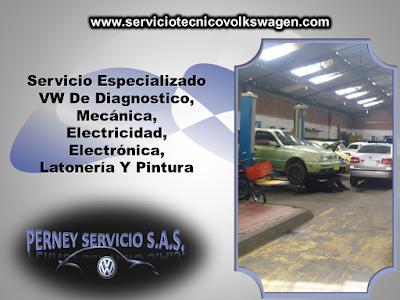 Servicio Tecnico Volkswagen Bogota - Perney Servicio