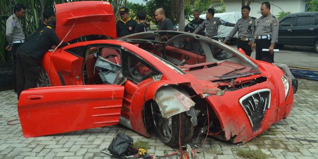 Dahlan Iskan Kecelakaan, Polisi Periksa 7 Saksi