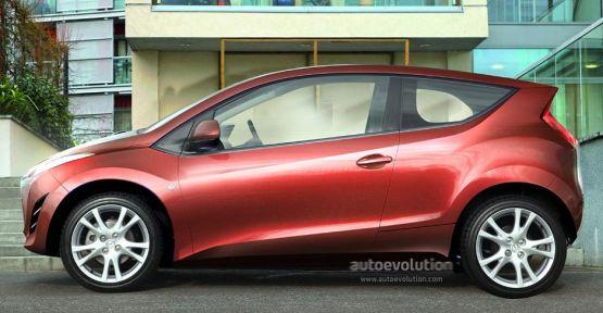 Side image of Mazda 1