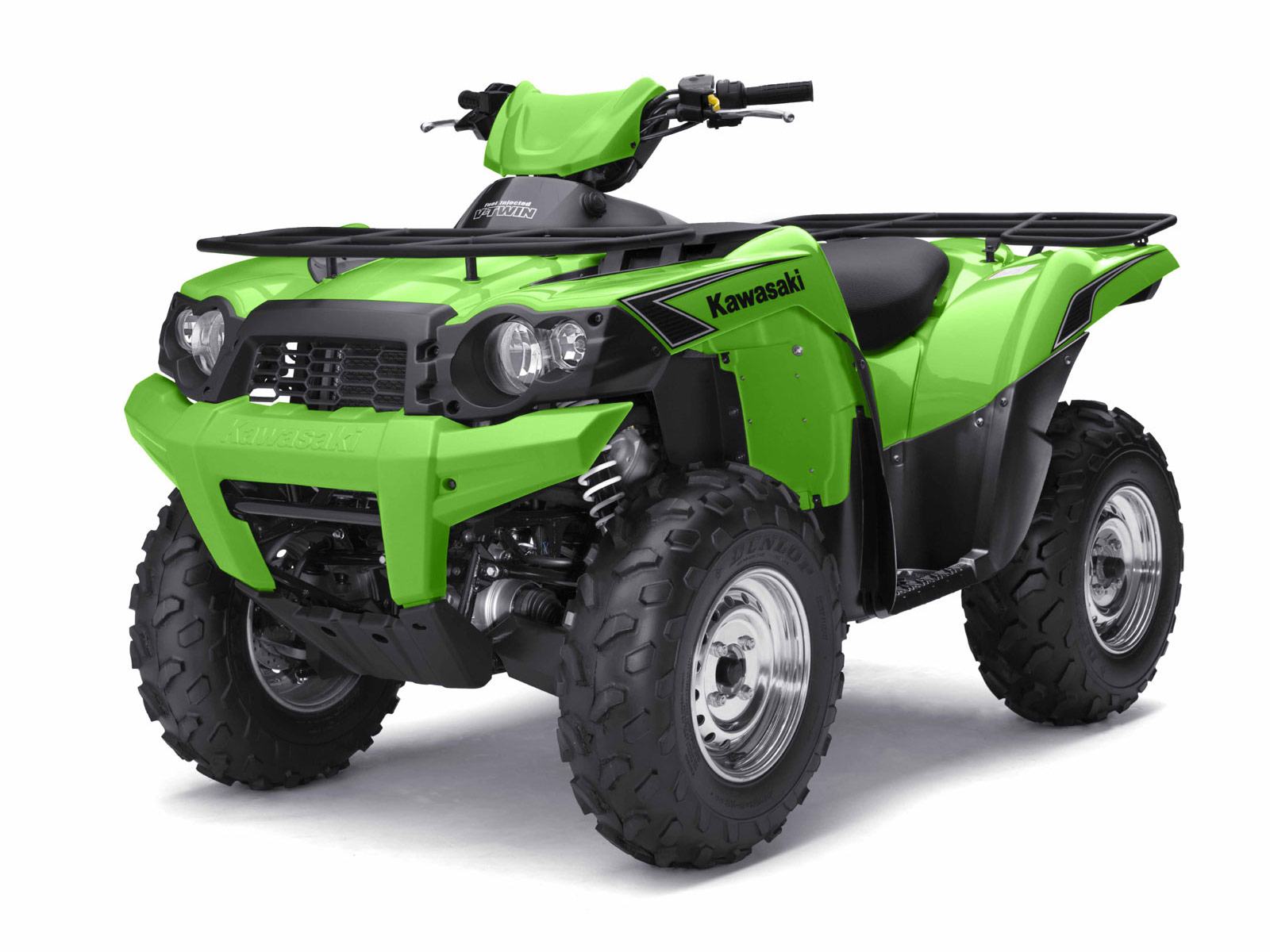 Kawasaki Brute Force Specifications